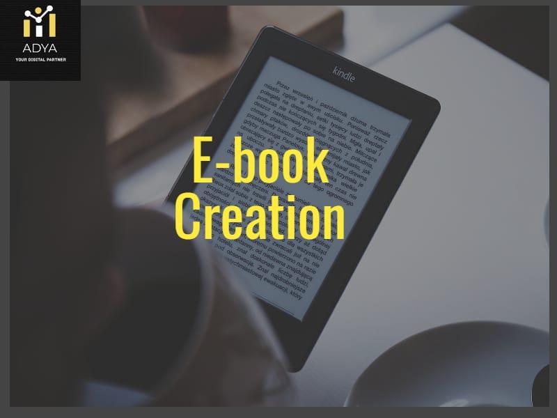 E-book Creation